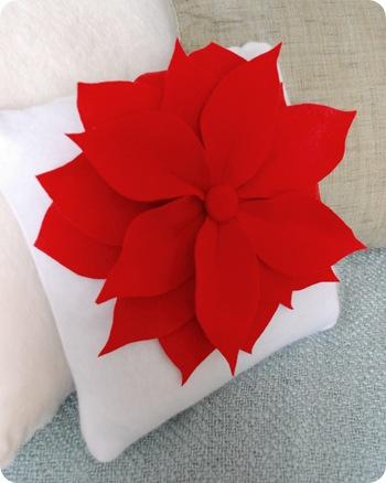 red poinsettia final